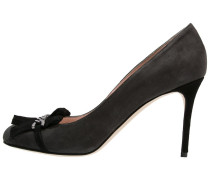 Pumps fumo/nero