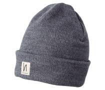 SALOMONSSON - Mütze - grey melange