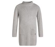 Strickkleid medium grey heather