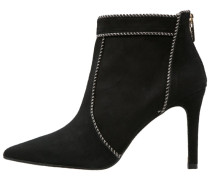 RUSCA High Heel Stiefelette black
