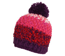 Mütze beere/rot/lila