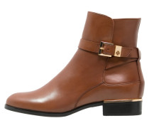 Stiefelette caffee