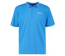 MAVERIK III Poloshirt hydro blue