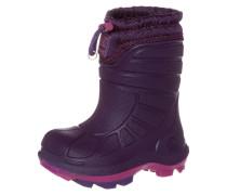 EXTREME Snowboot / Winterstiefel purple/fuchsia