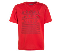 REAXION TShirt print high risk red