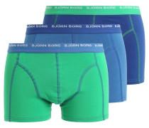 3 PACK Panties vallarta blue