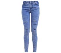 Jeans Skinny Fit light blue denim