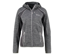 WILLOWBROOK III - Fleecejacke - seal grey