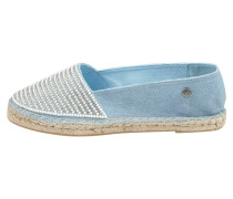 Espadrilles - light denim