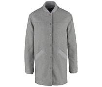 PARC Wollmantel / klassischer Mantel grey