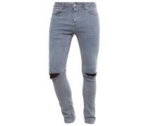 SMOKEY Jeans Slim Fit grey