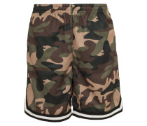 Shorts - woodcamo/black/white