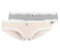 2 PACK - Slip - grey/melange selection