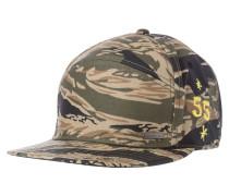 CAMUNY Cap olive/camouflage