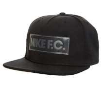 F.C. TRUE Cap black/white