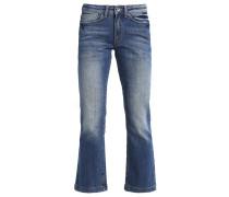 Jeans Bootcut blue denim
