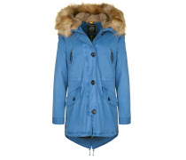 GSTAAD Parka air blue