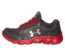 ASSERT 6 Laufschuh Neutral charcoal/red/metallic silver