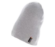 Mütze silver grey