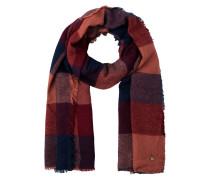 Schal garnet red