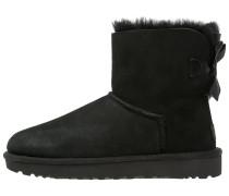 MINI BAILEY BOW II - Snowboot / Winterstiefel - black