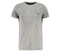 T-Shirt print - castle rock