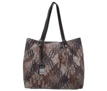 DELIA Shopping Bag brown