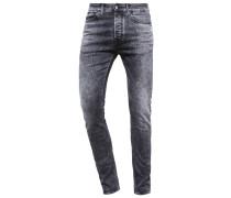 JOHN Jeans Slim Fit chalkboard marble