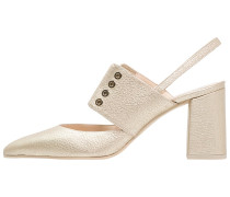 CLAIRE IDEAL - Pumps - platino silvia