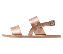 CAROLISTA - Riemensandalette - copper metallic