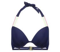 Bikini-Top - black iris