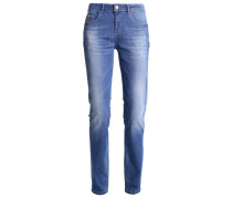 MONROE Jeans Slim Fit greatest light blue wash