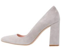 High Heel Pumps - grey