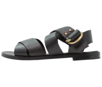 INCROSS - Riemensandalette - black