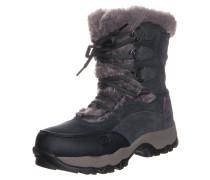 HiTec ST MORITZ 200 WP II Snowboot / Winterstiefel charcoal/viola
