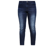 JRFIVE Jeans Slim Fit dark blue denim
