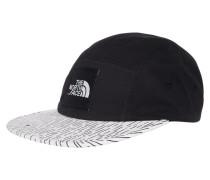 FIVE PANEL - Cap - black
