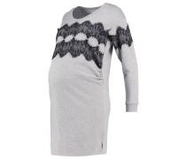 MLLAWO Sweatshirt light grey melange