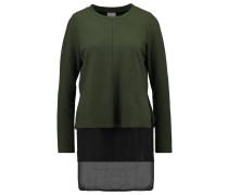 VMISLA Sweatshirt kombu green/black