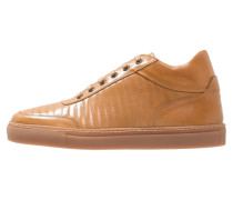 Sneaker high sand