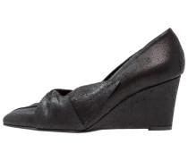 CLAIRE-GIULIA - Keilpumps - irene black
