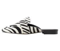 CEBRA - Pantolette flach - black