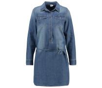 Jeanskleid dust blue