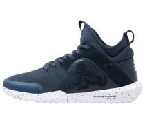 DENVER CHROME Sneaker high navy blue/grey
