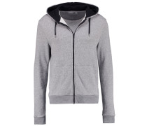CLASSIC FIT - Sweatjacke - grey