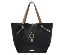 DOLLIES Shopping Bag black