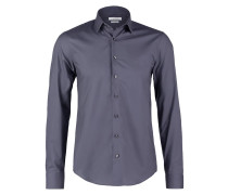 BARI SLIM FIT Businesshemd grey