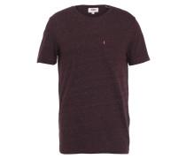 SET IN SUNSET - T-Shirt basic - puce tri-blend