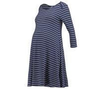 SALOME Jerseykleid navy blue/off white