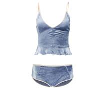 Nachtwäsche Set blue